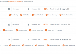 Analyzing Real Customers to Improve Business Results